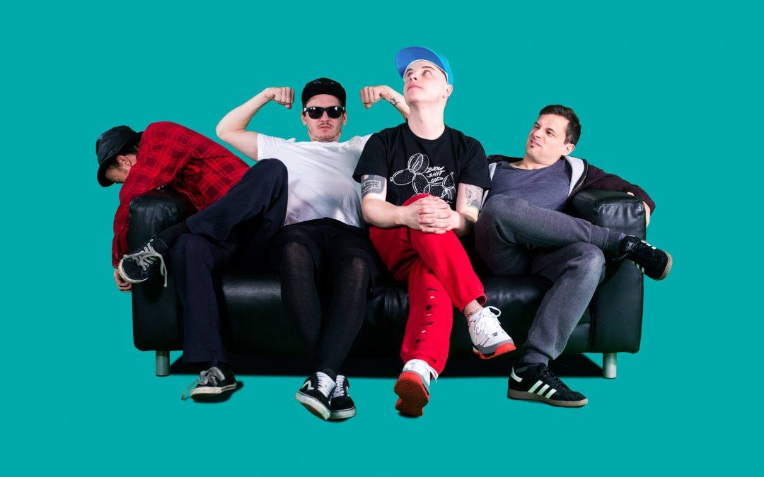 K-STE Live • Grünblau Releasekonzert