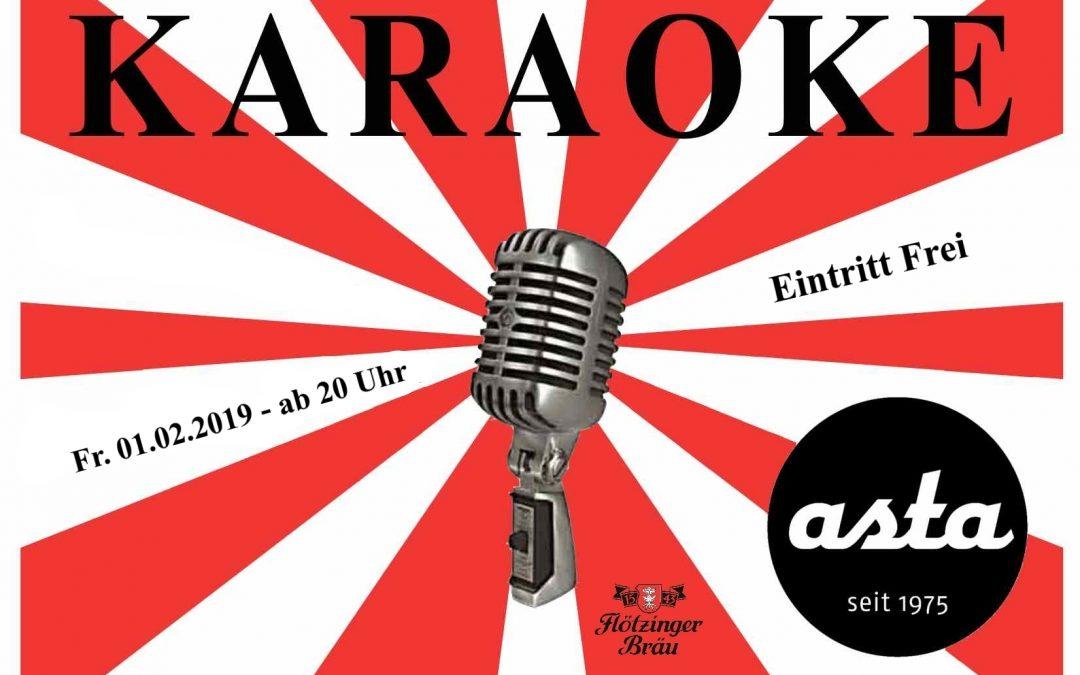 Karaoke @Asta