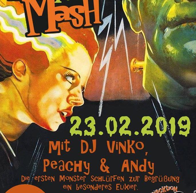 Redneck Connecktion & DJ Vinko present: Monster Mash