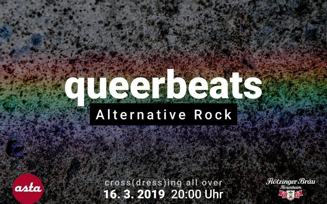 Queerbeats Alternative Rock Party