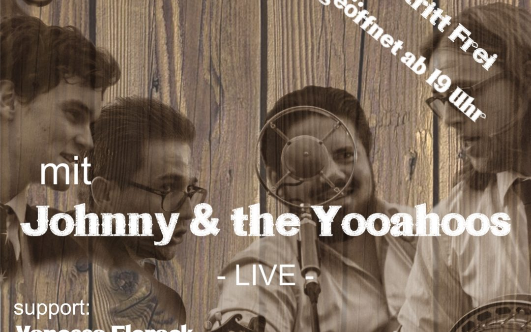 Johnny & the Yooahoos – LIVE (Bluegrass Biergarten)