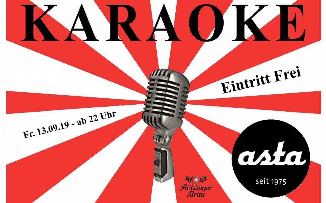 Karaoke @Asta – Wiesn-Edition