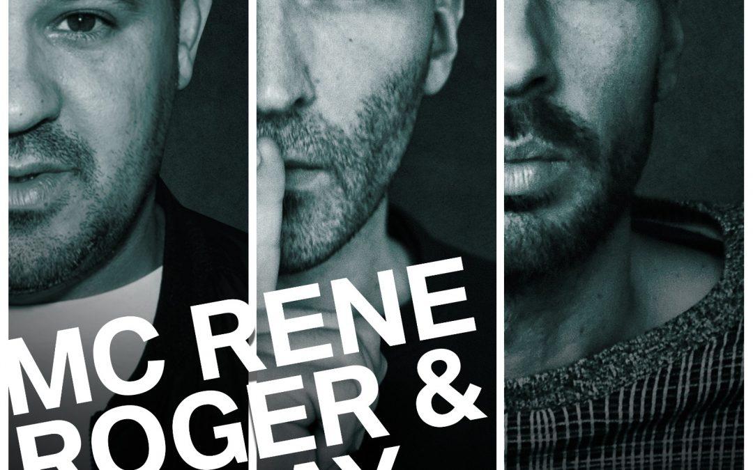 1st Oldschool HipHop presents: Roger x MC Rene x Sixkay