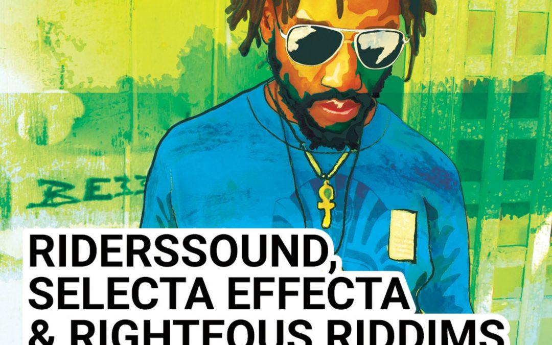 Top Rankin feat. Riderssound & Selecta Effecta