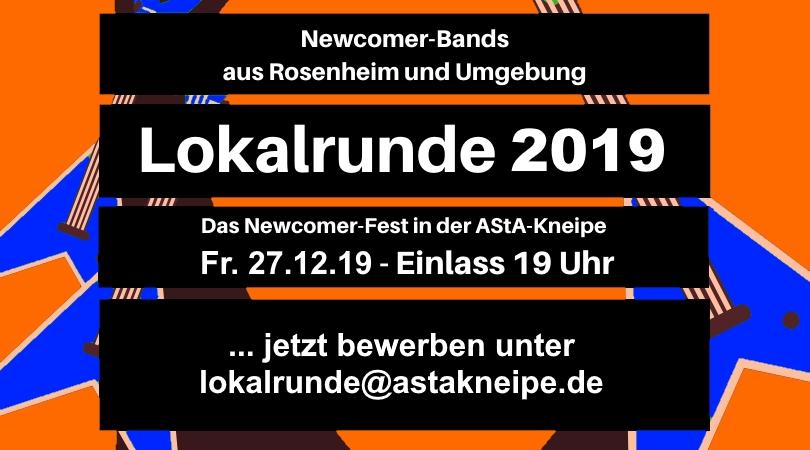 Lokalrunde 2019
