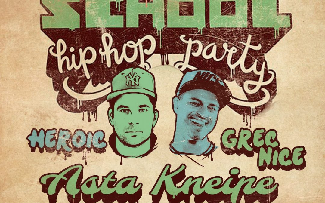 1st Oldschool HipHop Party