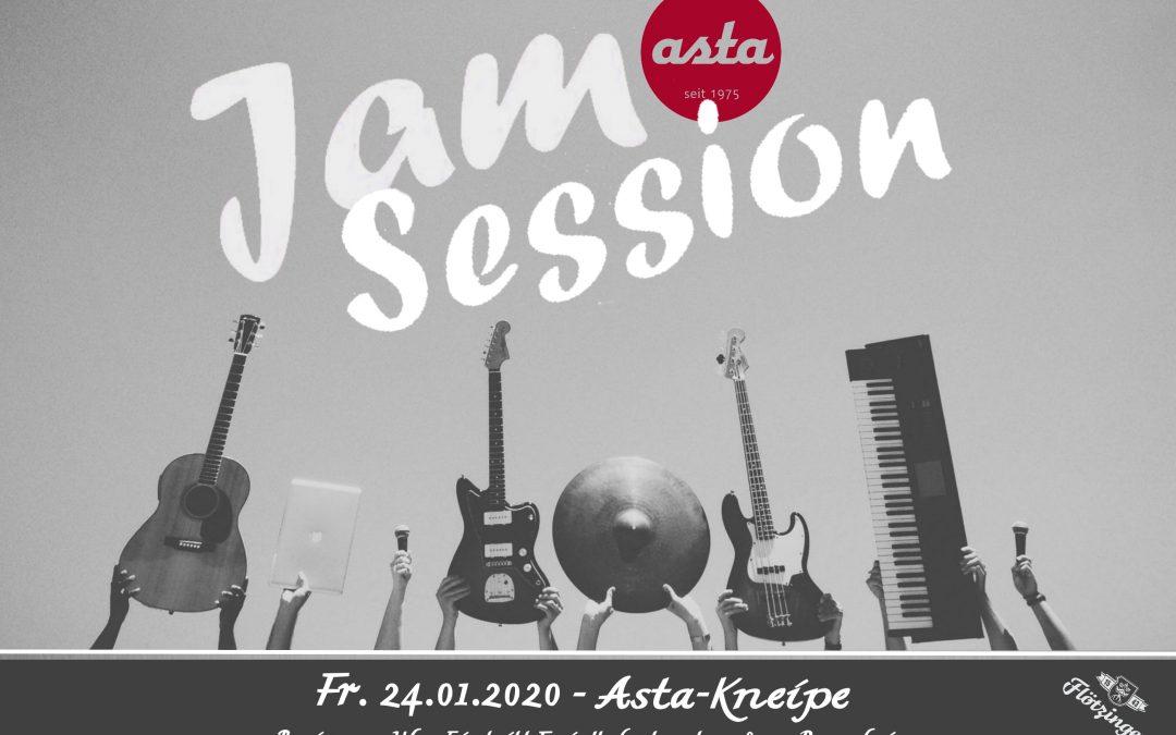 Asta Jam Session