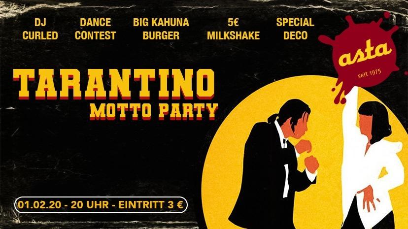 Tarantino Motto Party