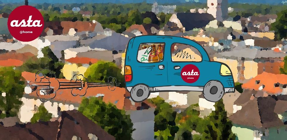Pizza & Bier-Wochenende // asta@home