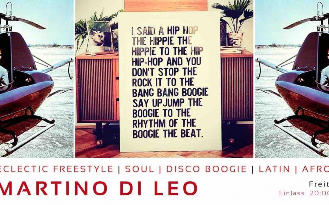 Eclectic Freestyle / MartinoDiLeo @Asta